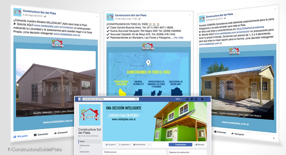 Constructora Sol del Plata - Portfolio Dialéctica Web